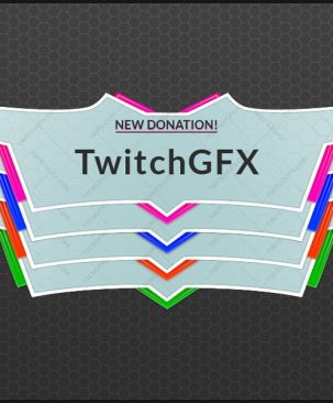 Twitch Alerts - Twitch GFX - stream graphics, overlays, panels
