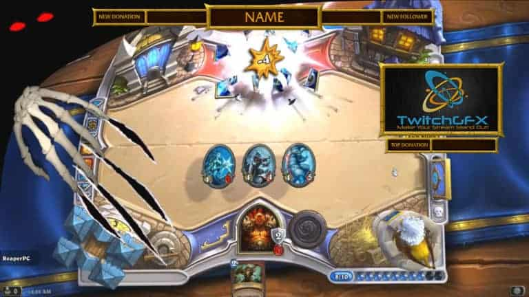 hearthstone-Twitch-overlay