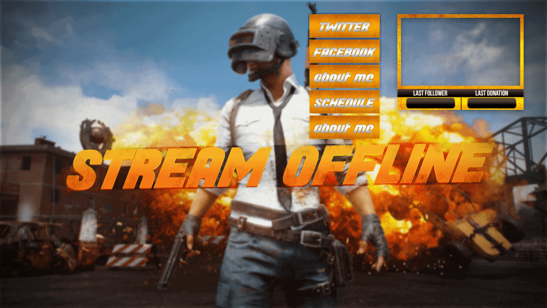 PUBG-Free-Twitch-Overlay-WebCam